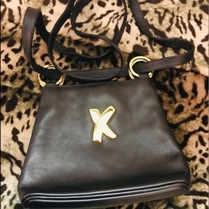 Paloma Picasso Leather purse made in Italy
